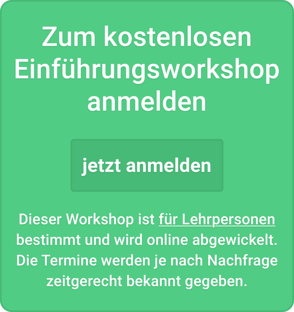 Einfuehrungsworkshop